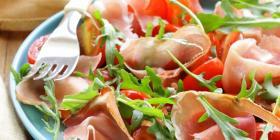 Salade aux accents basques