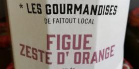 Gelée Figue zeste d'orange