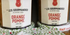 Confiture Pomme Orange