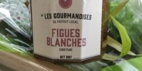 Confiture de Figue blanche bio