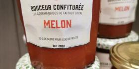 Douceur confiturée de melon