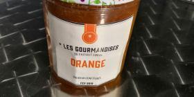 Douceur confiturée d'Orange