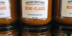 Douceur confiturée Reine-Claude